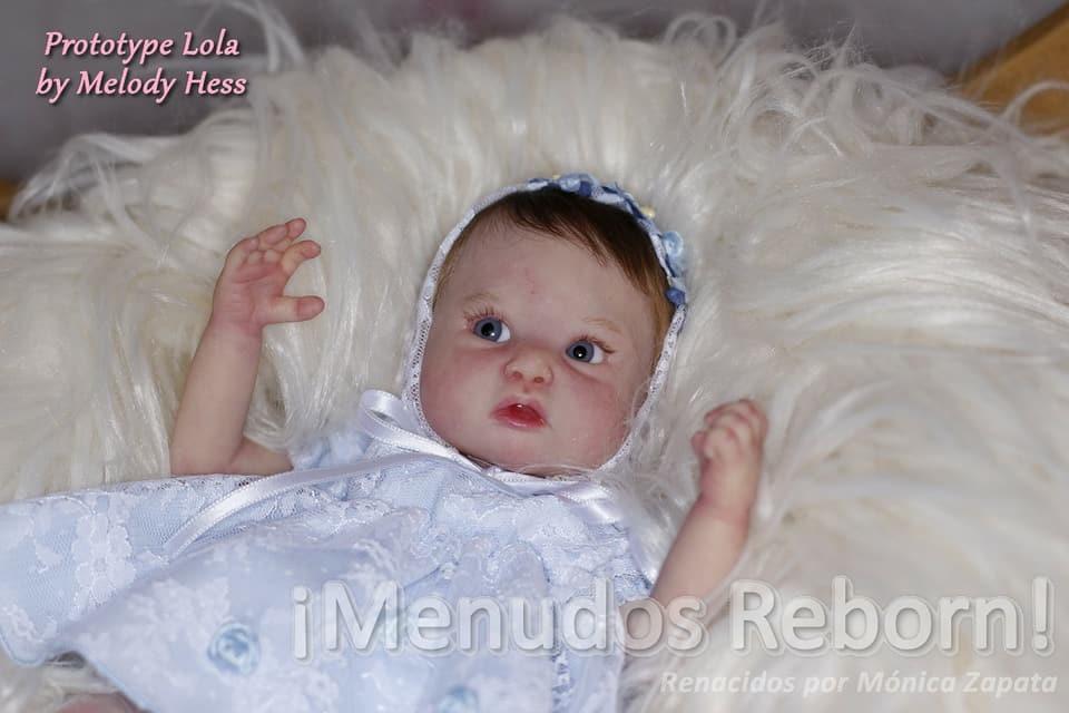 Kit para reborn Lola by melody hess