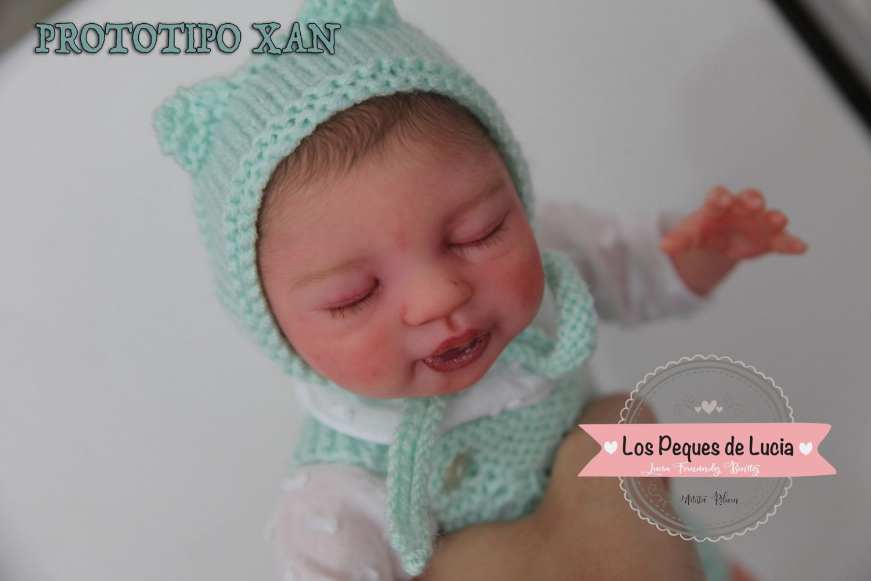 Kit para reborn Xan by melody hess
