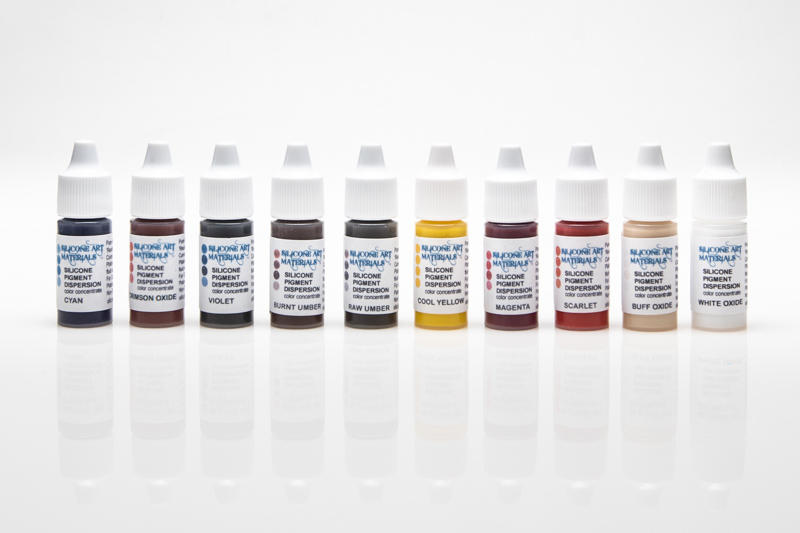 7ml BABY PAINTING 10 color set