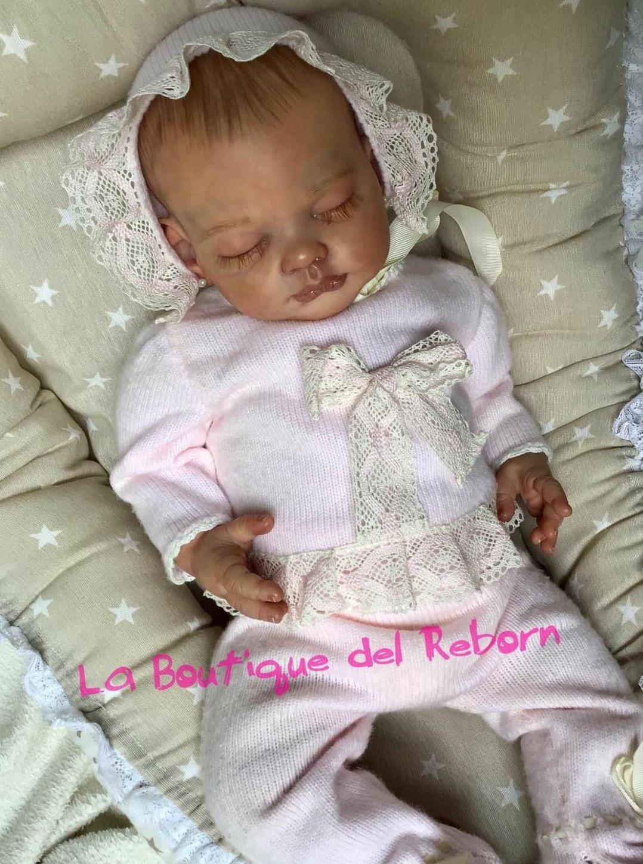 kit para reborn Lucy by Tina kewy Sin certificado