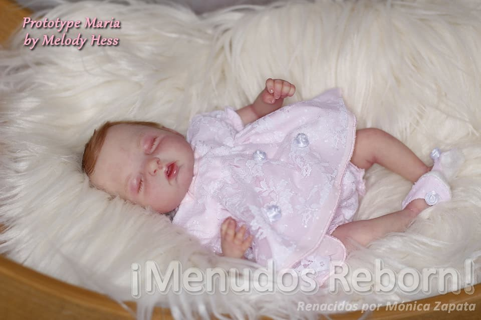 Kit para reborn maria by melody hess