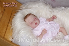 Kit para reborn maria by melody hess