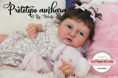 Kit para reborn Ainhara by Melody hess